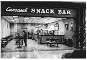 Carousel Snack Bar photograph