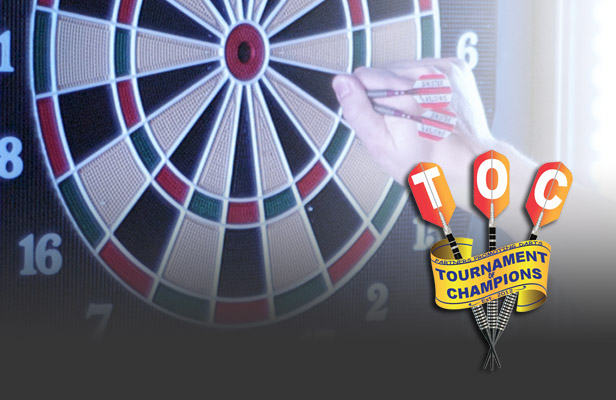 Image result for logo for Darts TOC